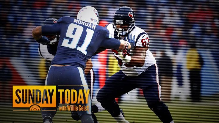 Medical Marijuana Finds Unlikely Support: NFL Player Derrick Morgan   Sunday TODAY