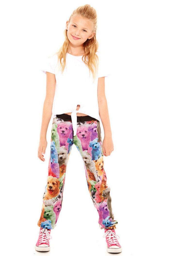 Zara Terez - Puppies reversible sweats | - R + D Hipster Emporium - Inspirational Fashion & Boho Chic