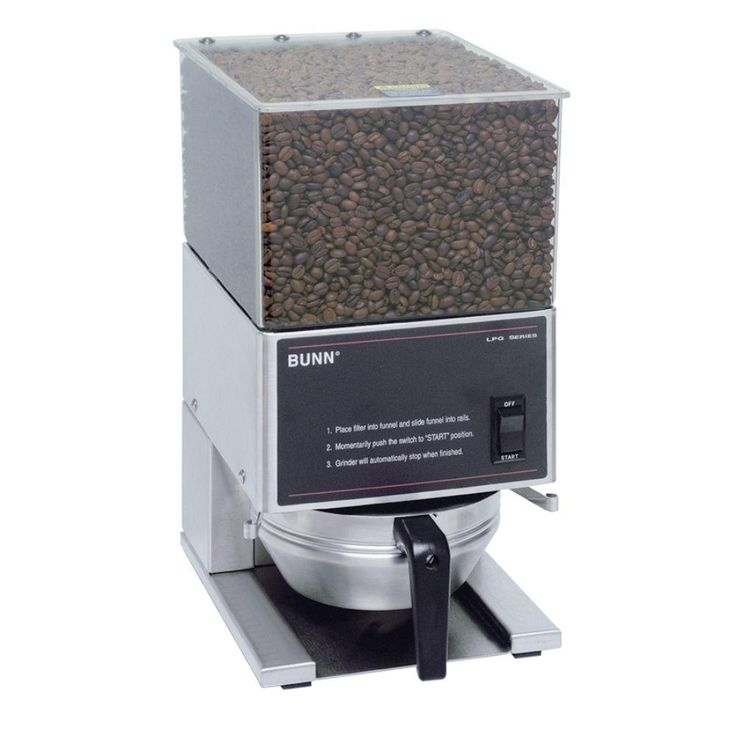 Elite Low Profile Series 6 lb. Coffee Grinder