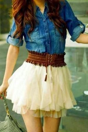 Country Look. Teen Fashion. By-Iheartfashion14 →follow← by lorrie
