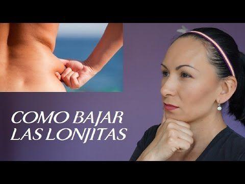 Como eliminar grasa de la cintura y espalda baja (5 ejercicios clave) - YouTube