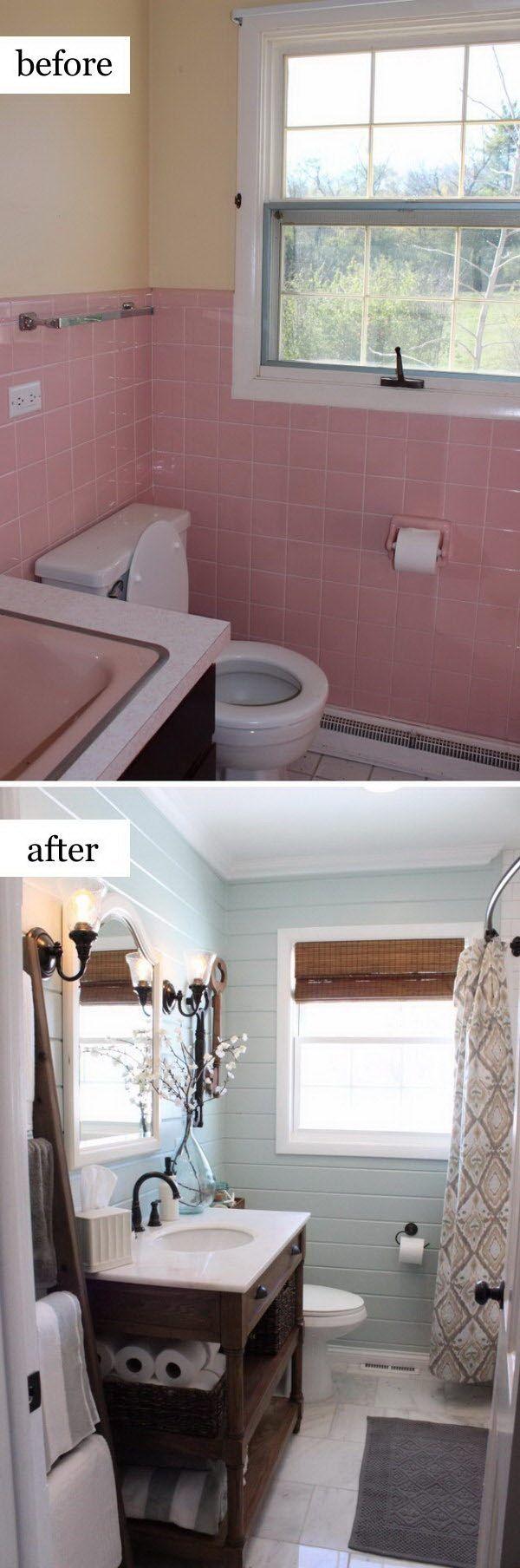 Best  Rustic Chic Bathrooms Ideas On Pinterest - Bathroom ideas rustic