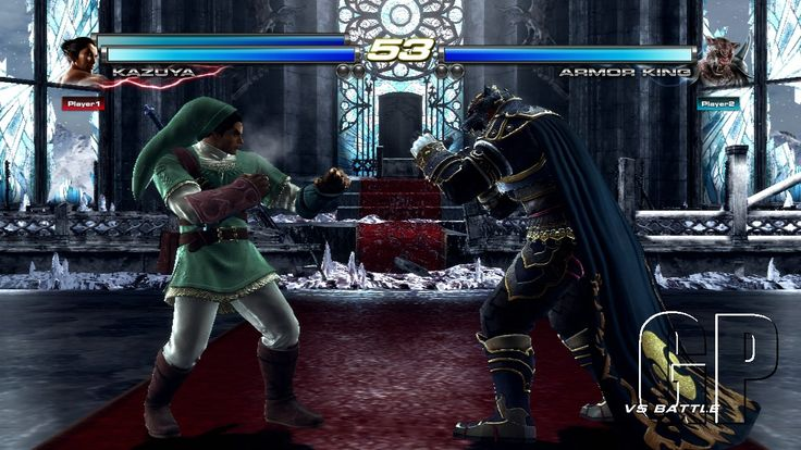 Tekken Tag Tournament 2 Wii U Edition screenshots !