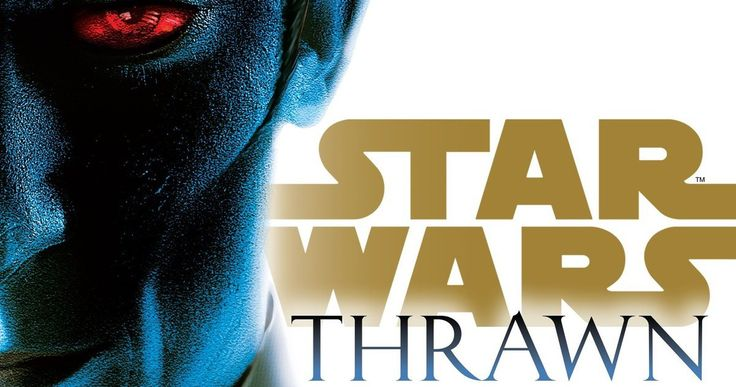 Thrawn's True Origin Revealed in New Star Wars Book -- The full synopsis for Star Wars: Thrawn Reveals the villain's incredible backstory and ties to both Emperor Palpatine and Darth Vader. -- http://movieweb.com/star-wars-thrawn-book-origin-synopsis-cover-art/