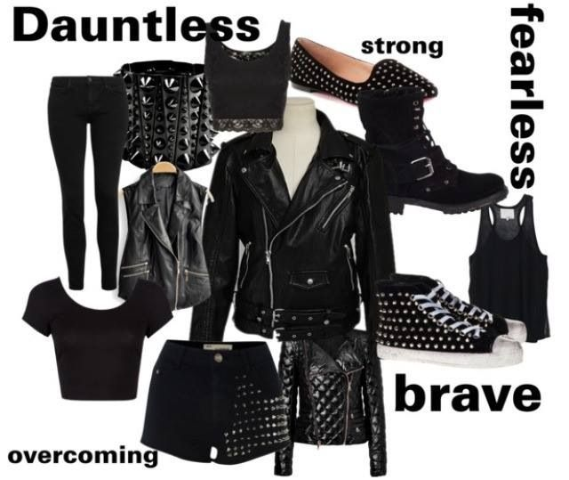 Dauntless cloths | Divergent
