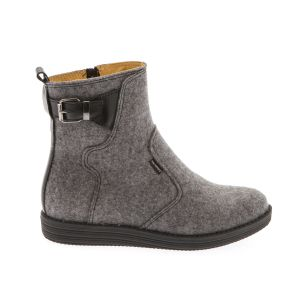 "100% wool felt boots by ""The Felters"""