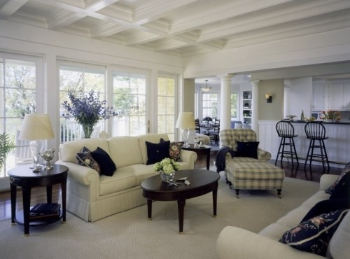 nice family room off of the kitchen: Nice Families, Living Rooms, Decor Ideas, Living Spaces, Unique Decor, Start Living, Home Decor, Families Rooms, Photo
