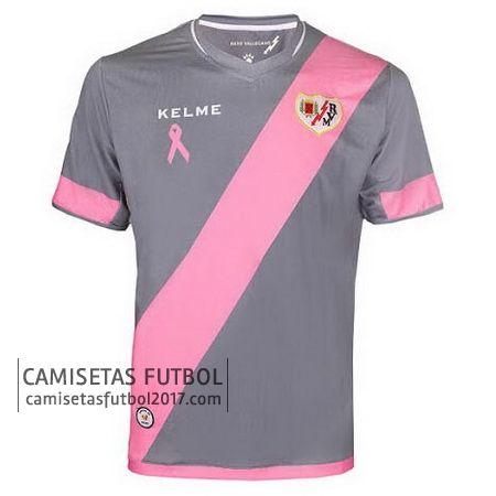 Tercera camiseta de Rayo Vallecano 2015 2016 | camisetas de futbol baratas
