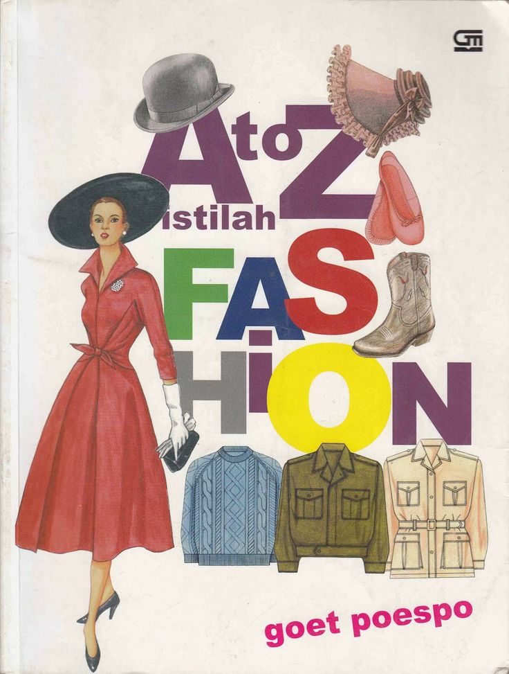 Kutu - Kutu Bukuku: A to Z Istilah Fashion By Goet Poespo