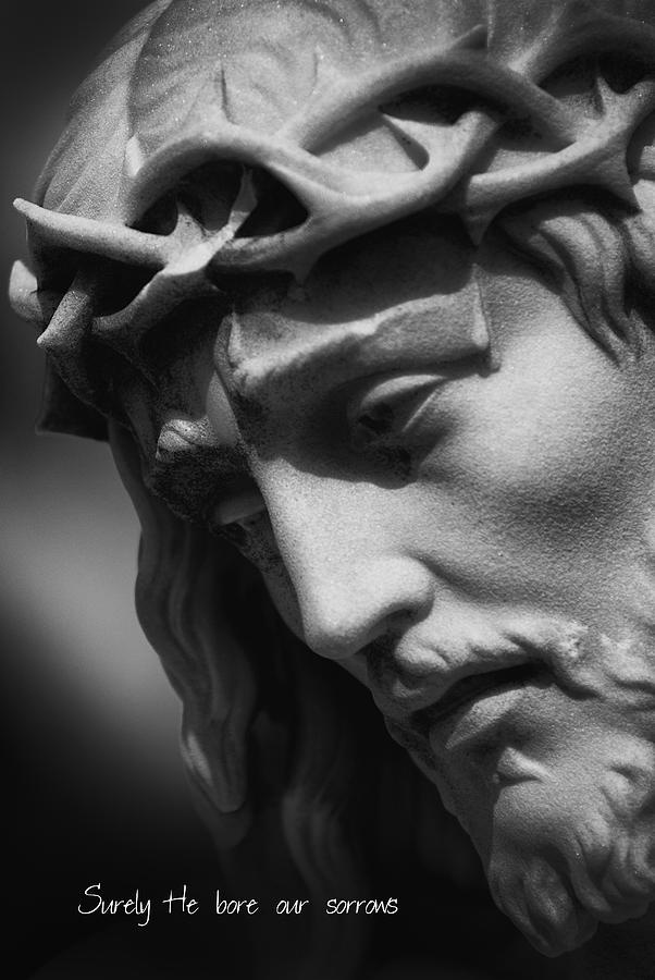Jesus Statue Photography