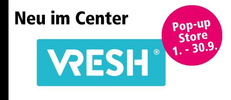 Haid Center: Pop-up Store VRESH