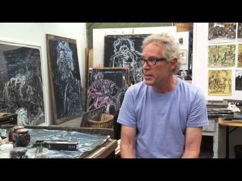 Dobell Prize-winning artist David Fairbairn