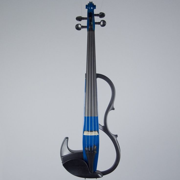 Yamaha SV-200 violin, Ocean Blue