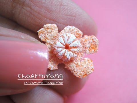 Miniature Tangerine Tutorial