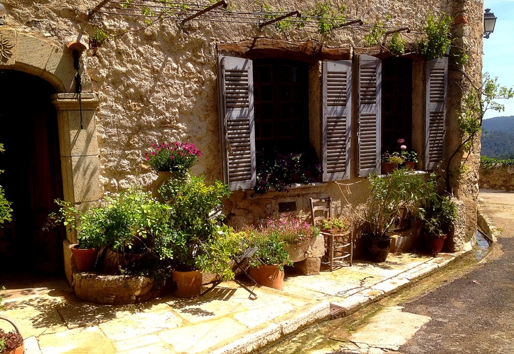 Bargemon, Provence. Probably the most pictoresque village in the country.
