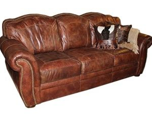 Artistic Leathers Aspen Leather Sofa Is Available At Town U0026 Country Leather  Furniture Austin, Tx