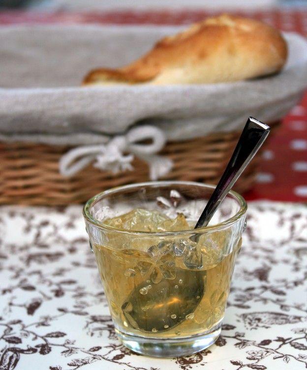 Gelée de pommes pour foie gras ou fromage…