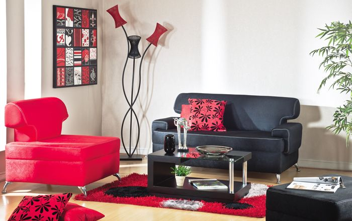 248 best decoracion de interiores images on pinterest for Decoracion de canapes