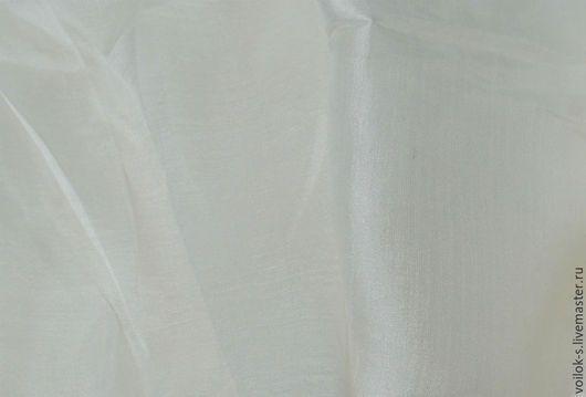 Валяние ручной работы. Ярмарка Мастеров - ручная работа. Купить Шелк маргиланский газ  70 см. Handmade. Белый