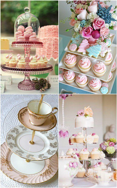 Call me old-fashioned but I love tea parties. Used to have them with my mom every year for Mother's Day.