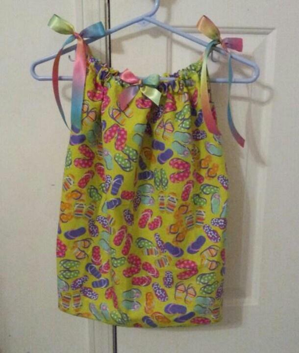 Cute Flip Flops Bandana Dress And Bandanas On Pinterest