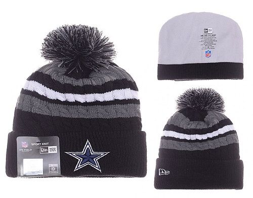 NFL Dallas Cowboys Stitched Knit Beanies 008