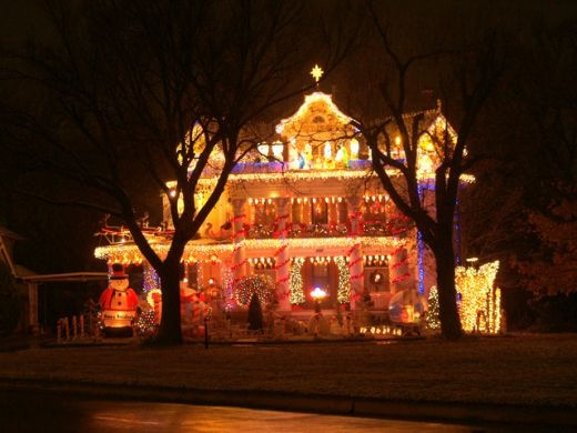 christmas house lighting ideas. christmas house lights lighting ideas 1