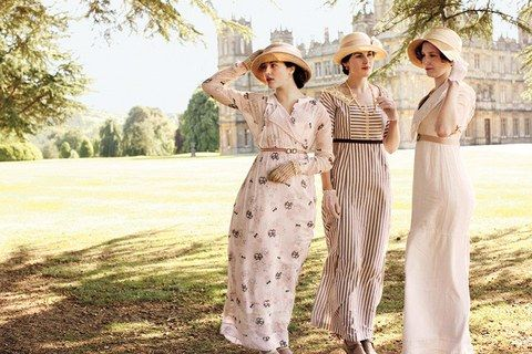 Hang Like Maggie Smith in the Real Downton Abbey - Condé Nast Traveler