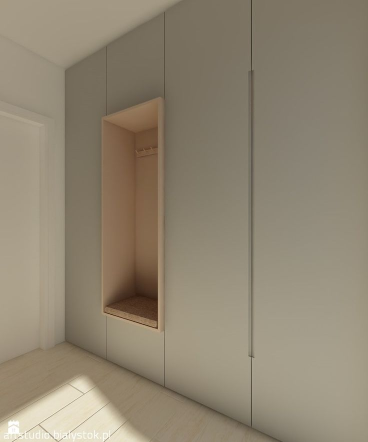 Hol / Przedpokój styl Nowoczesny - zdjęcie od Art Studio Pracownia Architektury i Wnetrz