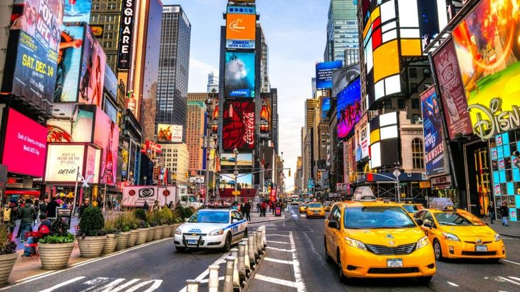 The seven scams tourists fall for in New York