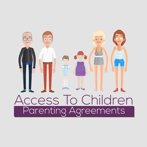 Access To Children - Parenting Agreements