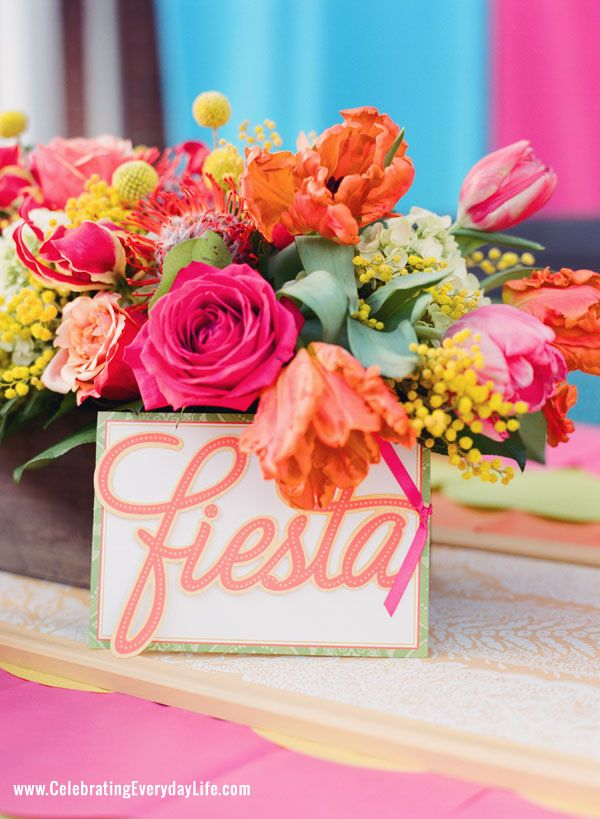 Fun Fiesta Party Ideas for Your Summer Celebrations | Celebrating everyday life with Jennifer Carroll
