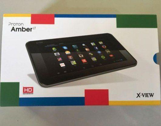 """Tablet Proton Amber LT Quadcore 7"""" x4u"""