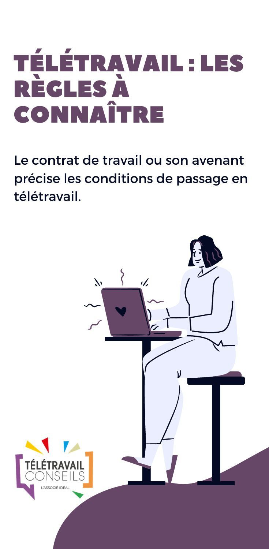 Epingle Sur Cadre Juridique Du Teletravail