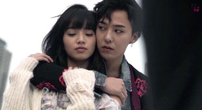 G-Dragon plays Nana Komatsu's sweetheart for Nylon Japan