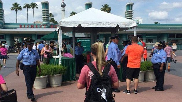 Orlando Tourist Attractions On 'High Alert' After Massacre