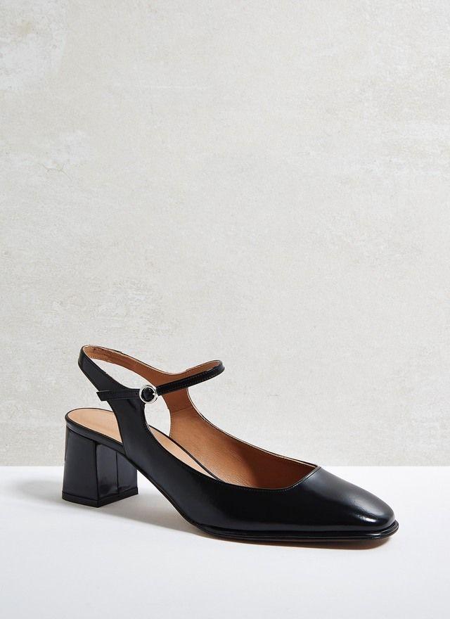 My Absolute Favorite! In size 38/39 Zapato Mary Jane de piel - Complementos | Adolfo Dominguez shop online