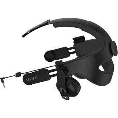 Video Glasses: Htc - Vive Deluxe Audio Strap - Black -> BUY IT NOW ONLY: $99.99 on eBay!