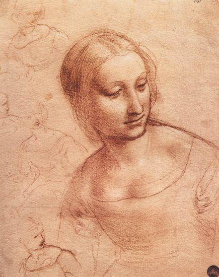 leonardo da vinci paintings | History of Art: Renaissance - Leonardo da Vinci