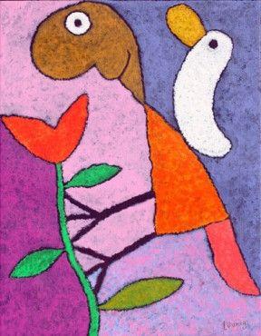 BIRDPERSON by Michael Leunig