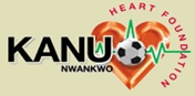The Kanu Nwankwo Heart Foundation is a charity organisation established by the Nigerian International and English Premier League football striker, Nwankwo Kanu. It was established to help the less previleged African children living with different heart ailments obtain the cardiac surgical operations needed. It is of great value because it is believe that a rich or successful person should use his wealth to help the community, especially the less priviledge.