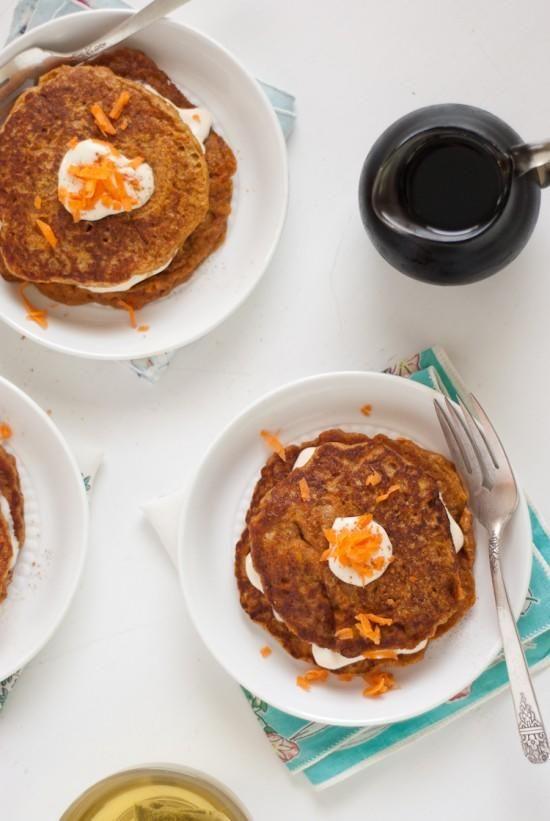 hotcakes recetas saludables
