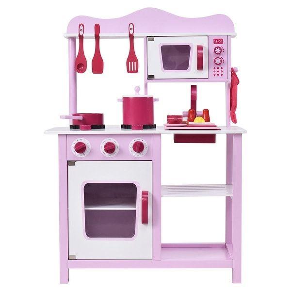 Inspiration Kids Wooden Kitchen Set Wooden Kitchen Set Toy Kitchen Wooden Playset