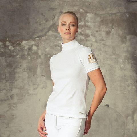 B Vertigo Nicky Women's Short Sleeved Competition Shirt