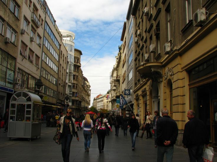 Belgrade - site with top 10 recommendations and self guided walking tours