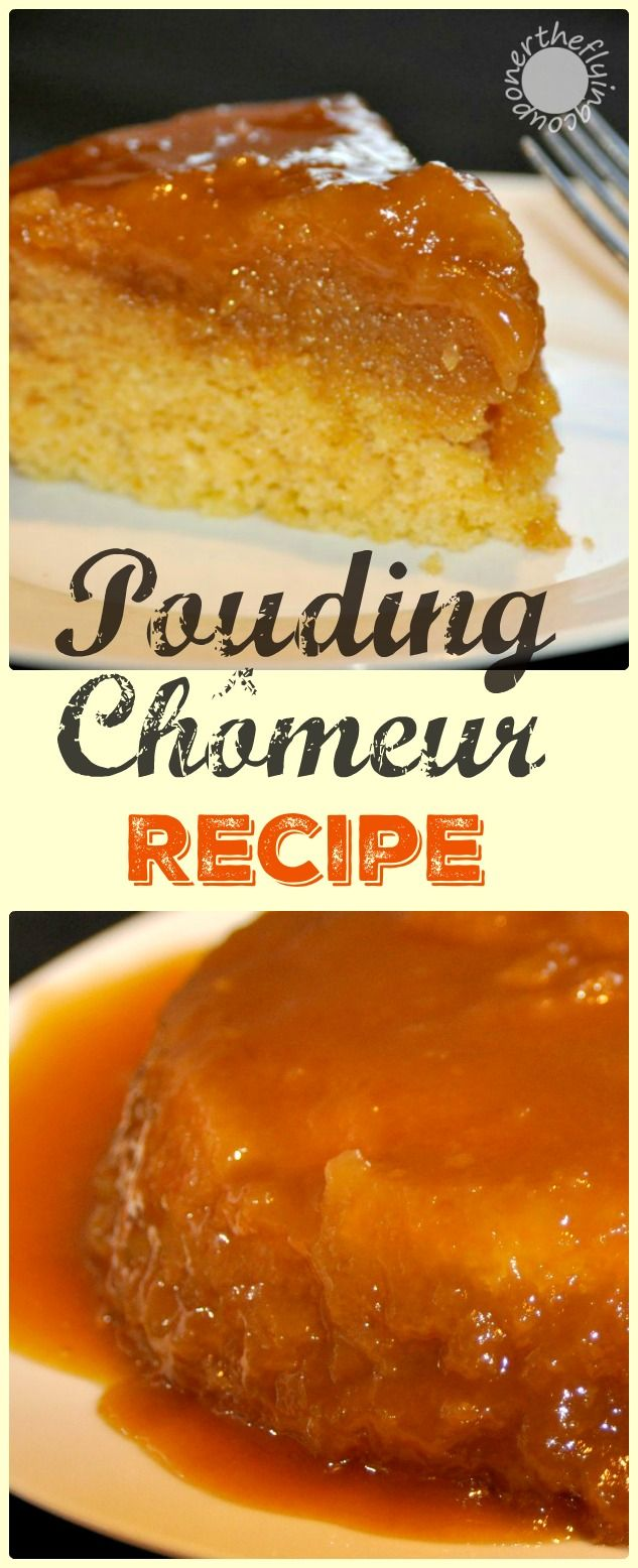 Pouding Chômeur. Poor Man's Pudding. For a taste of a classic French-Canadian sweet make sure to try this recipe today! Cakes and cupcakes by The Flying Couponer | Family. Travel. Saving Money.