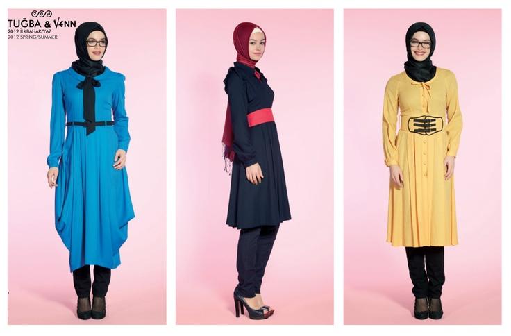 2012 Tugba Ilkbahar- Yaz Kolleksiyonu. Hijab