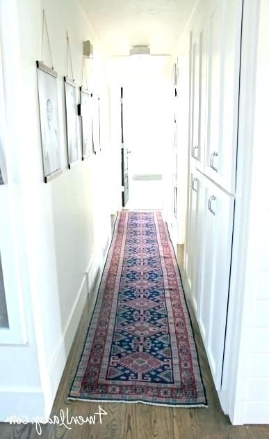 Fancy Long Hallway Rug Graphics Amazing Long Hallway Rug And Long