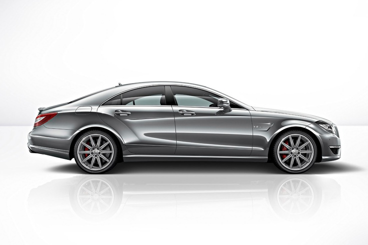 Image of Mercedes-Benz CLS63 AMG Gets AWD Power Boost From New E63 Models