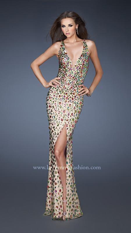 La Femme 18546 | La Femme Fashion 2013 - La Femme Prom Dresses